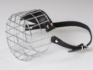 Wire Basket Muzzles for Bouvier/Briard/Black russian terrier