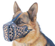 GSD dog muzzle for german shepherd